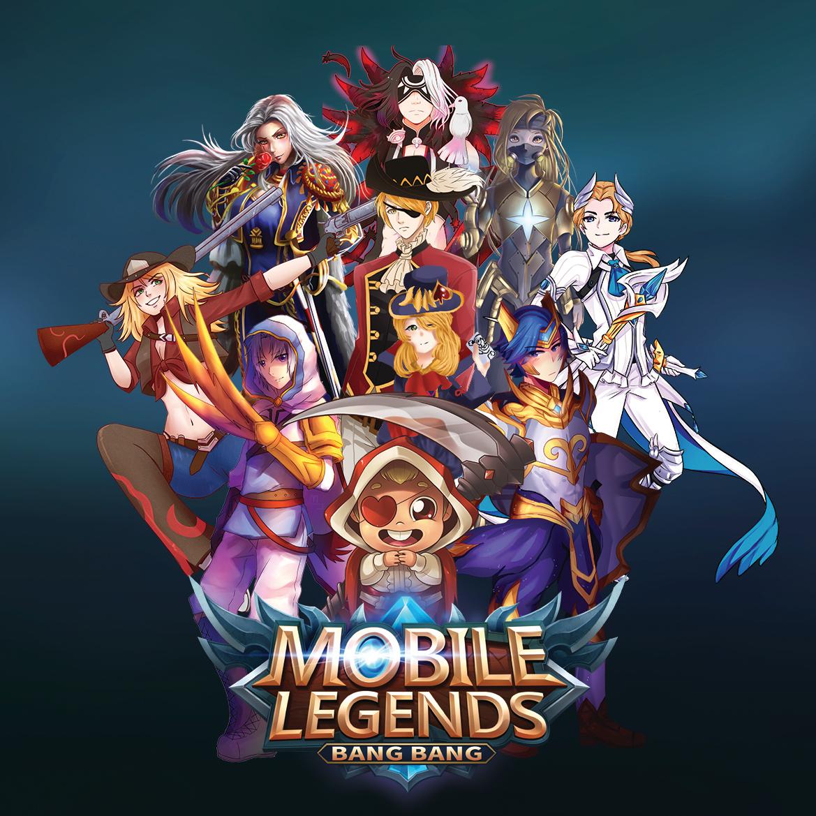 Granger Mobile Legends Fan Art